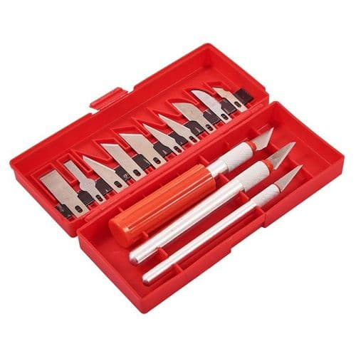 13pc Hobby Knife Kit